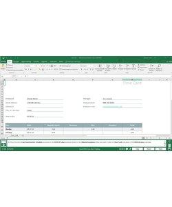 Excel 2016 Gmetrix MOS 77-727 proefexamen