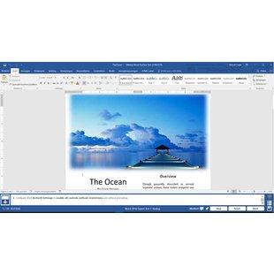 Gmetrix MOS 77-726 Word 2016 Expert proefexamen