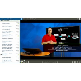 E-learning CISCO 200-125: Interconnecting Cisco Networking Devices: Accelerated v.3.0 (CCNAX)