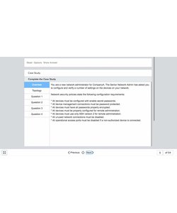 E-learning CISCO 300-101 Implementing IP Routing (ROUTE)