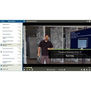 E-learning CompTIA LINUX+ LX0-104