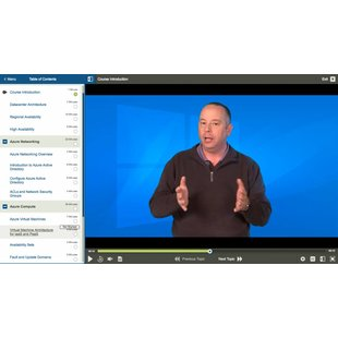 E-learning 70-534 Microsoft Azure Architecting Solutions