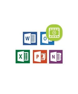 Microsoft Office 365 Windows 10  Pakket Videolessen