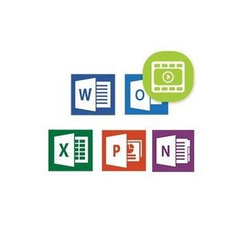 Office Microsoft Office Pakket Video's