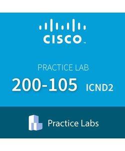 Live Lab voor 200-105 ICND2 Interconnecting Cisco Networking Devices Part 2