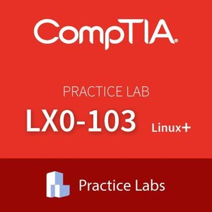 Live Lab voor lx0-103 CompTIA Linux+