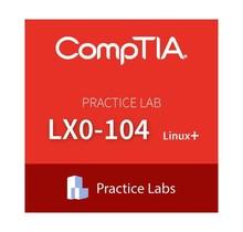lx0-104 CompTIA Linux+ Live Labs