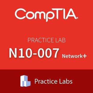 Live Lab voor N10-007 CompTIA Network+