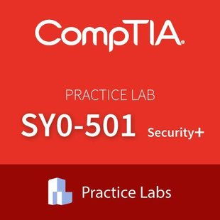 Live Lab voor SY0-501 CompTIA Security+