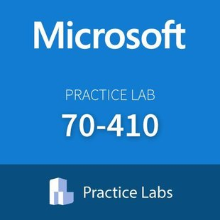 Live Lab voor 70-410 Installing and Configuring Windows Server 2012