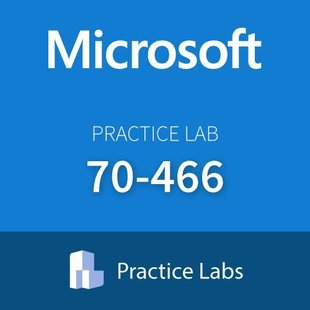 Live Lab voor 70-466 Implementing Data Models and Reports with Microsoft SQL Server