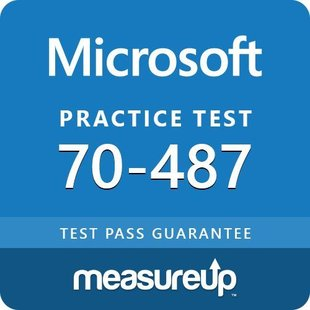 MeasureUp 70-487: Developing Microsoft Azure and Web Services Online