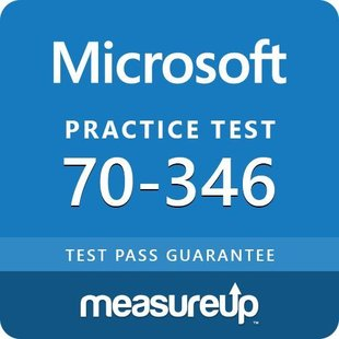 MeasureUp 70-346: Managing Office 365 Identities and Requirements
