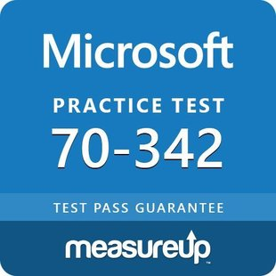 MeasureUp 70-342: Advanced Solutions of Microsoft Exchange Server