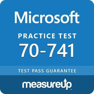 MeasureUp 70-741: Microsoft Windows Server 2016: Networking (exam 70-741)