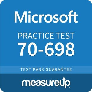 MeasureUp 70-698 Installing and Configuring Windows 10