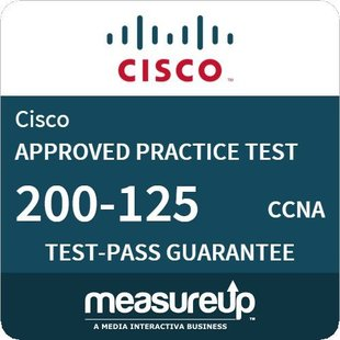 MeasureUp CISCO 200-125: Interconnecting Cisco Networking Devices: Accelerated v.3.0 (CCNAX)