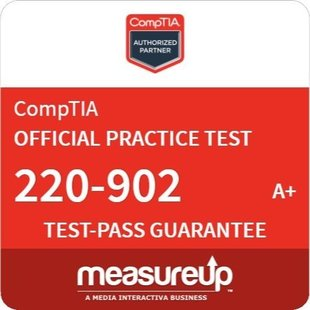 MeasureUp CompTIA A+ (Exam 220-902)