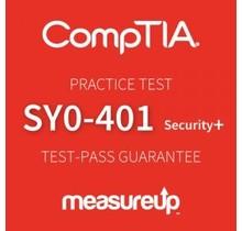 MeasureUp CompTIA SY0-401 CompTIA Security+ Proefexamen