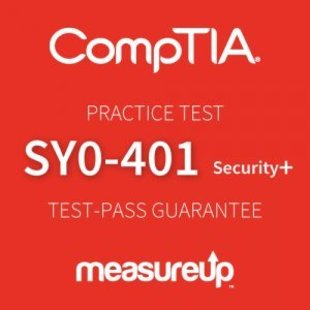 MeasureUp CompTIA SY0-401 CompTIA Security+
