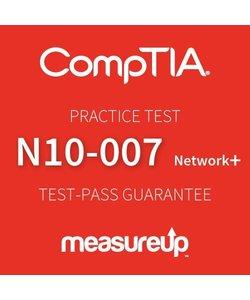 CompTIA Network+ N10-007 Proefexamen