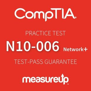 MeasureUp CompTIA N10-006 CompTIA Network+