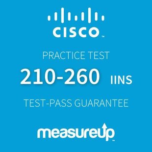 MeasureUp CISCO 210-260 IINS