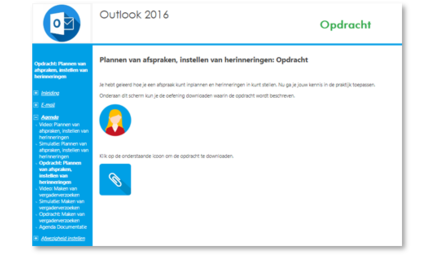 E-Learning Office 2016 Integrated