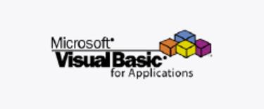 VBA Visual Basic for Applications