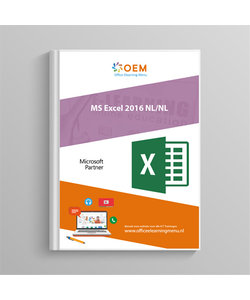 Microsoft Excel 2016 Course Book