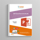 Microsoft PowerPoint 2016 Course book