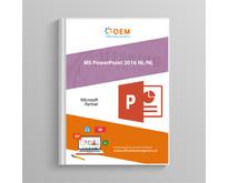PowerPoint 2016 Cursusboek