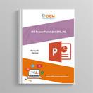 Microsoft PowerPoint 2013 Cursusboek