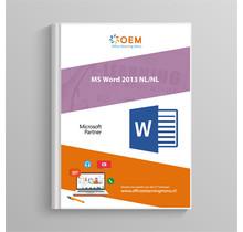 Microsoft Word 2013 Course Book