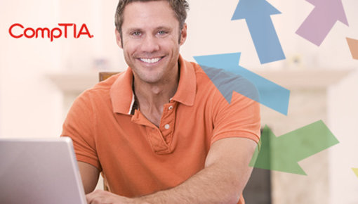 CompTIA elearning training courses and courses online for the IT professional.