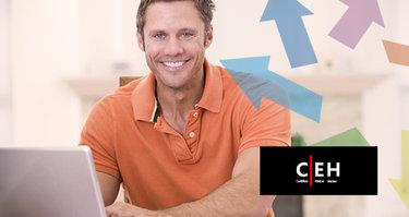 Certified Ethical Hacker CEH E-learning trainingen en cursussen online voor de IT professional.