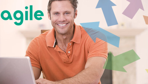 AGILE elearning training courses and courses online for the IT professional.