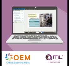 ITIL Foundation OEM Certkit