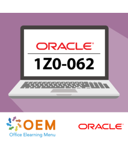 Oracle Database 12c – Install and Upgrade 1Z0-062 E-learning