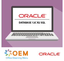Oracle Database 12c R2 SQL E-Learning