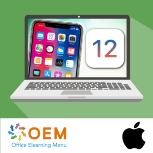 iOS 12 for end users E-learning