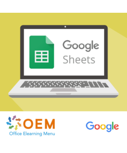 Google Sheets E-learning