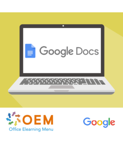 Google Docs E-learning