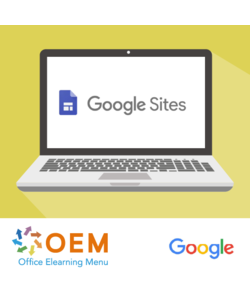 Google Sites for Web E-learning