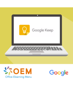 Google Keep E-learning