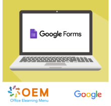 Google Forms E-Learning