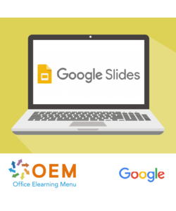 Google Slides E-learning