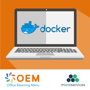 Docker forJava Microservices E-learning