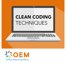Clean Coding Techniques E-Learning