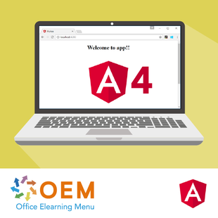 Angular 4 Application Development E-learning